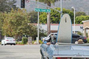 Living in a Car in LA