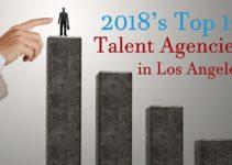 Top Talent Agencies Los Angeles in 2018
