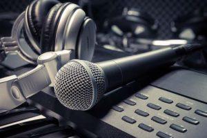 Voice over home studio equipment