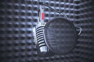 What is a voice over
