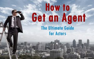 how to get signed to an acting agency